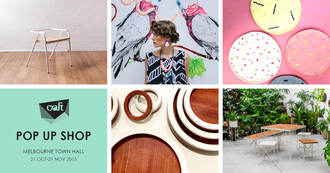 Craft Pop Up Shop 2015